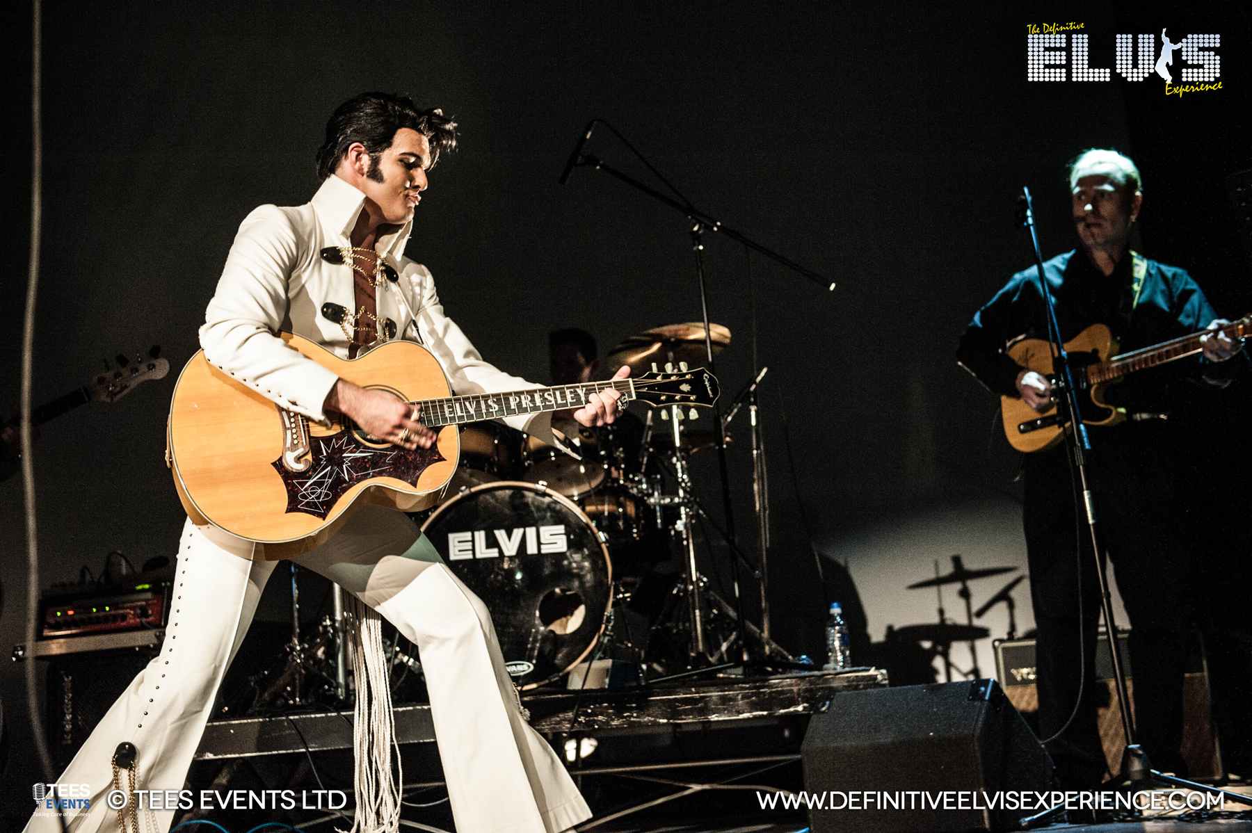 The Definitive Elvis Experience Ben Thompson