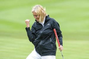 James Nesbitt, Denise Van Outen and Craig Bellamy join celebrity golf tournament