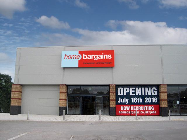 Newport S Second Home Bargain S Store To Create Up To 50 Jobs