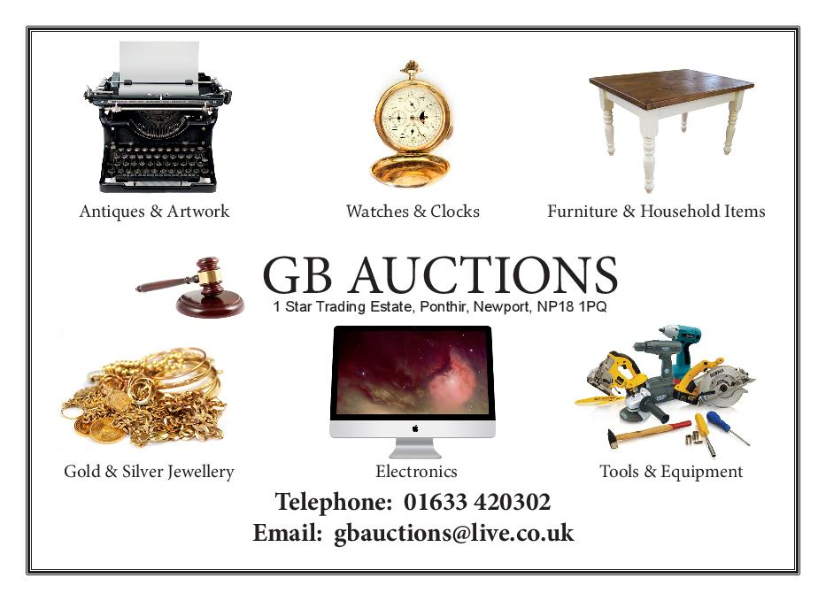 G B Auctions (Gareth Stephens)