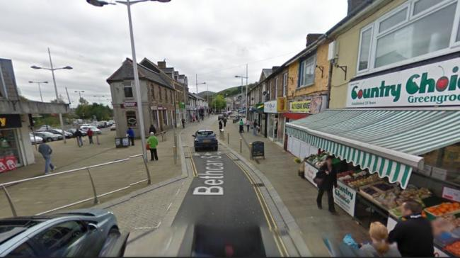 Footfall figures show struggle of Gwent high streets  South Wales
