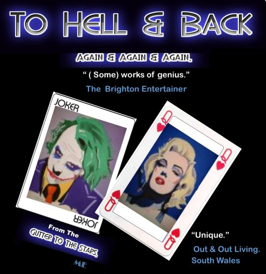 """ To Hell & Back. Again & Again & Again. """