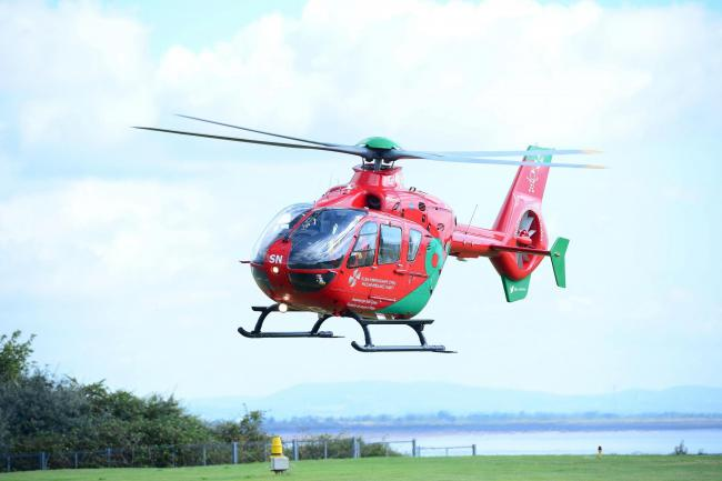 Man dies after crash on B4246 between Blaenavon and Brynmawr