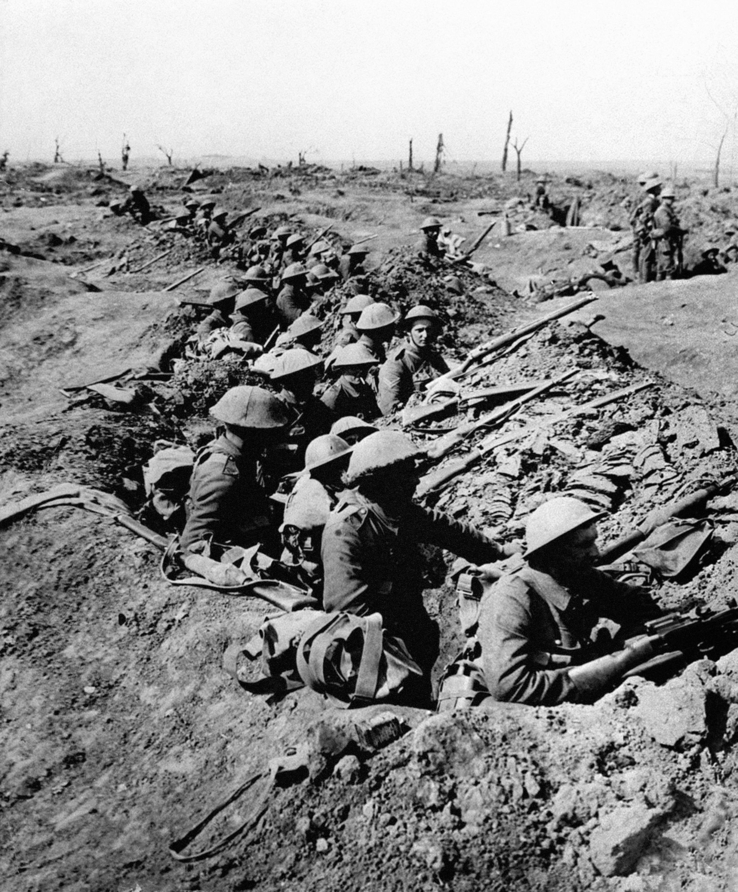 WW1 ARGUS ARCHIVE: Progress on the Somme