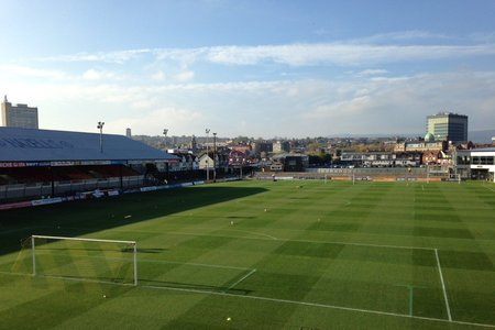 HOME: Newport County have a lease to play at Rodney Parade until 2023