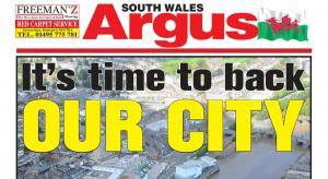 South Wales Argus: Why we're backing Newport...