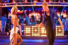 Greg Rutherford and Ore Oduba impress as the first batch of celebrities hit the Strictly dance floor