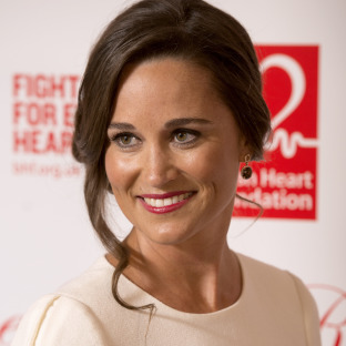 Pippa Middleton is listed as the claimant in the case