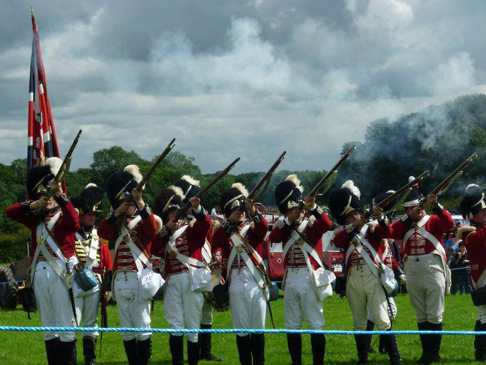 23rd Royal Welch Fusiliers Re-enactment Society