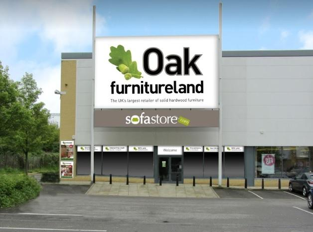Retailer Oak Furniture Land Slammed By Advertising Standards Agency