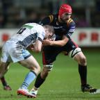 South Wales Argus: SECRET INGREDIENT: Newport Gwent Dragons lock Cory Hill