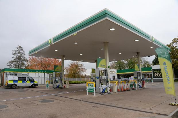 Four men wanted in connection with BP Petrol Station robbery | South