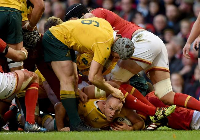 Wales 8 Australia 32: Wallabies dish out a hammering in autumn opener