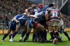 Leicester 42 Newport Gwent Dragons 3: Rodney Parade side mauled in Anglo-Welsh opener