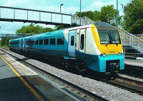 Person hit by train between Cwmbran and Abergavenny