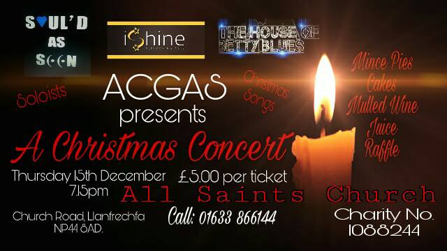A Christmas Concert in aid of All Creatures Great and Small
