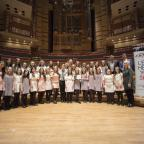 South Wales Argus: Choir Of The year Competitors Picture: Nick Rutter