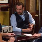 South Wales Argus: Lee Carter looks set for trouble in new EastEnders images