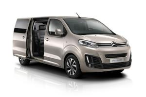 SPACE TOURER OFFERS ROOM FOR FAMILIES