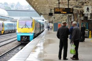 Blocked train line causes delays between Newport and Cardiff