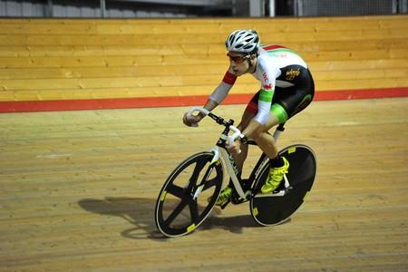 South Wales Argus: SELECTED: Newport's Jon Mould will represent Team USN at the Track Cycling World Cup series in Los Angeles