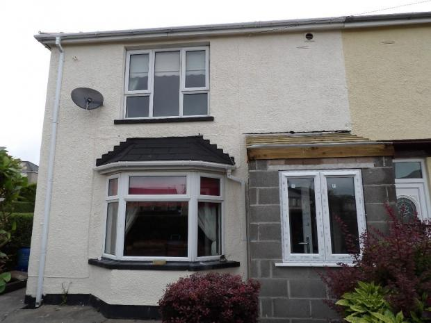 South Wales Argus: Brynbach Street, Tredegar. £99,999Foy Williams. 01495 425023