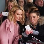 South Wales Argus: Amanda Holden: BGT helped change my 'terrible image'