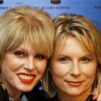 South Wales Argus: Watch Jennifer Saunders and Joanna Lumley in Absolutely Fabulous in six different languages