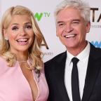 South Wales Argus: Holly Willoughby teases Phillip Schofield over his 'horrible' holiday in Dubai