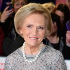 South Wales Argus: Mary Berry advises Bake Off contestants: Keep the tears in check