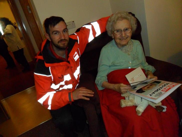 100 Year Old Still Getting Birthday Cards After Argus Appeal