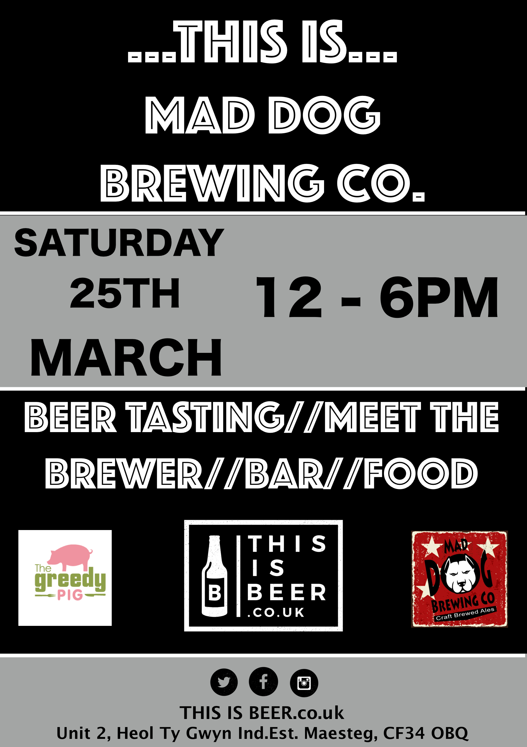 This Is Mad Dog Brewing Co