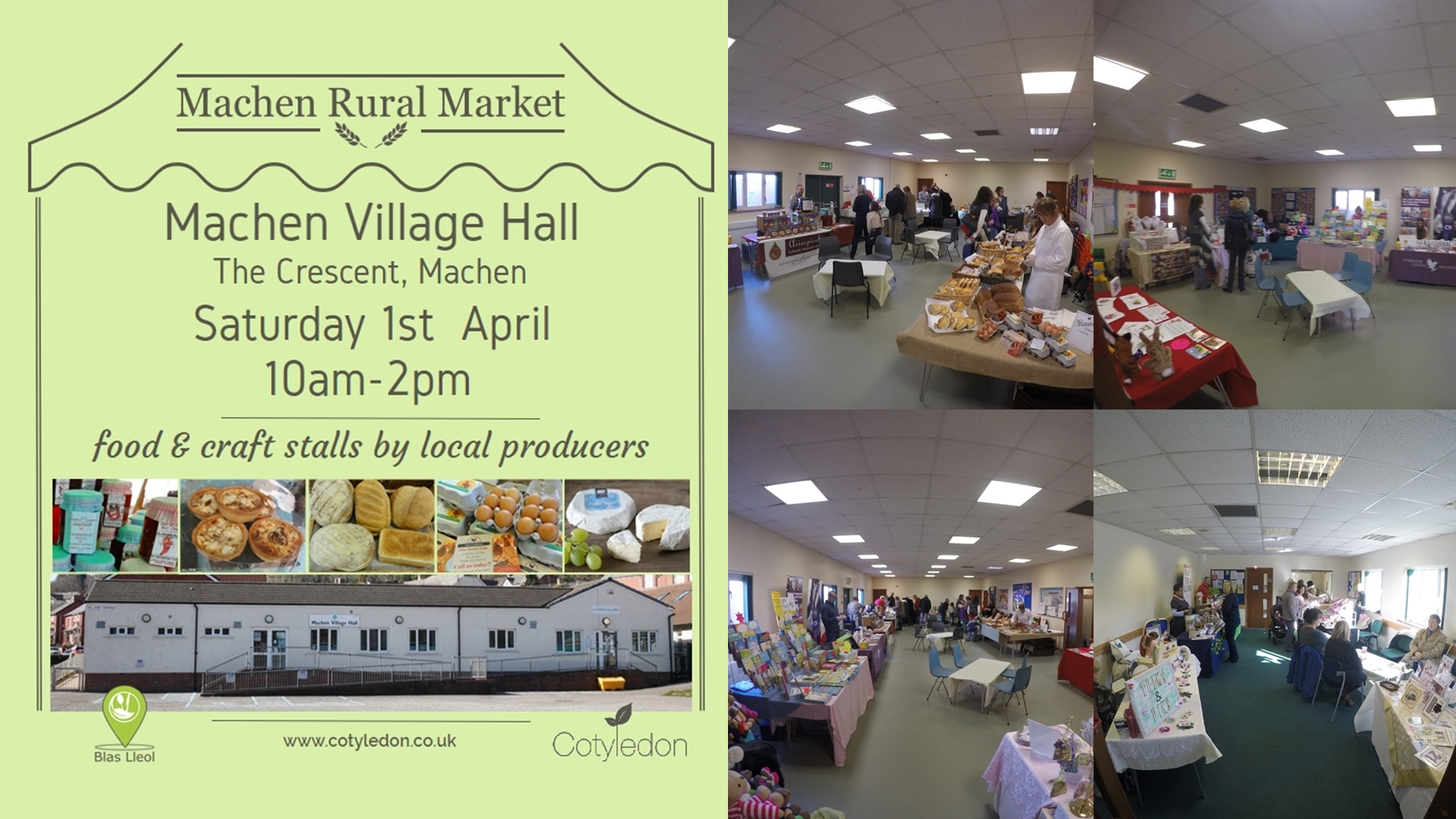 Machen Rural Food & Craft Market
