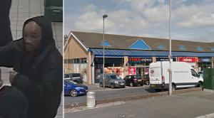 South Wales Argus: Man 'pulled out knife' in Newport Tesco store