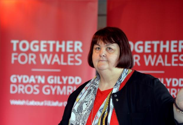 South Wales Argus: Debbie Wilcox, leader of Newport council