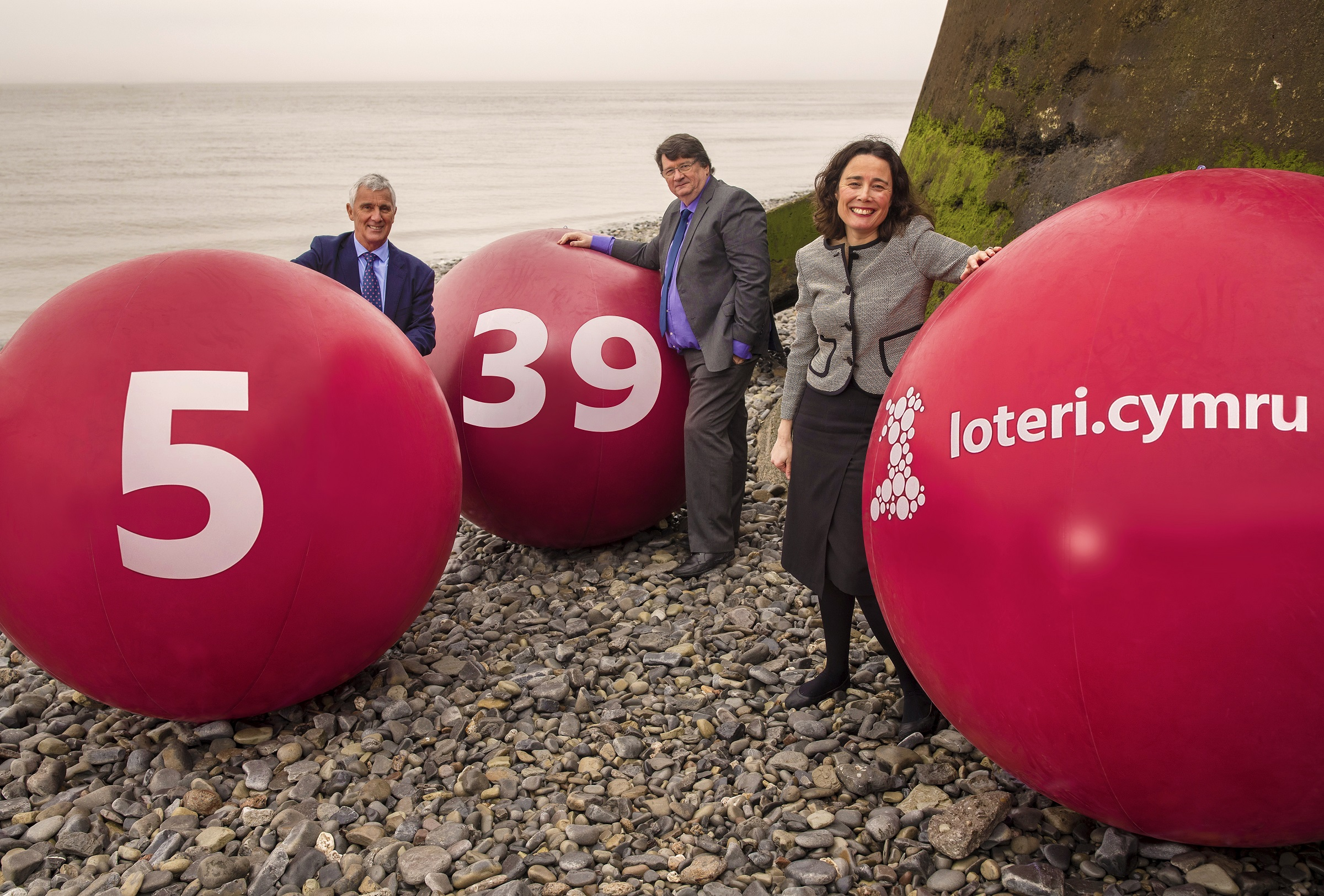 Wales' own lottery to launch with £25k jackpot