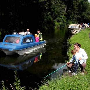 Project will bring art to canals