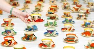 Sale of teacups