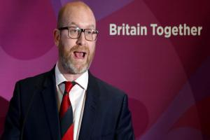 Paul Nuttall defends decision to stand for MP in Boston and Skegness