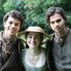 South Wales Argus: Poldark role saved new cast member Ellise Chappell from working in a cafe
