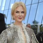 South Wales Argus: Nicole Kidman sparkles on Cannes red carpet in sequinned dress