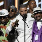 South Wales Argus: Drake topples Adele's record after scooping 13 gongs at Billboard Music Awards