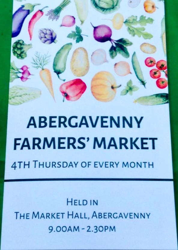 Abergavenny Monthly Farmers' Market