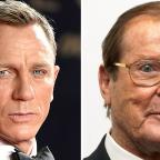 South Wales Argus: Daniel Craig's tribute to fellow Bond Sir Roger Moore: Nobody Does It Better
