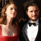 South Wales Argus: Game Of Thrones' Kit Harington reveals he is living with co-star Rose Leslie
