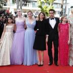 South Wales Argus: Nicole Kidman dazzles Cannes again at The Beguiled premiere