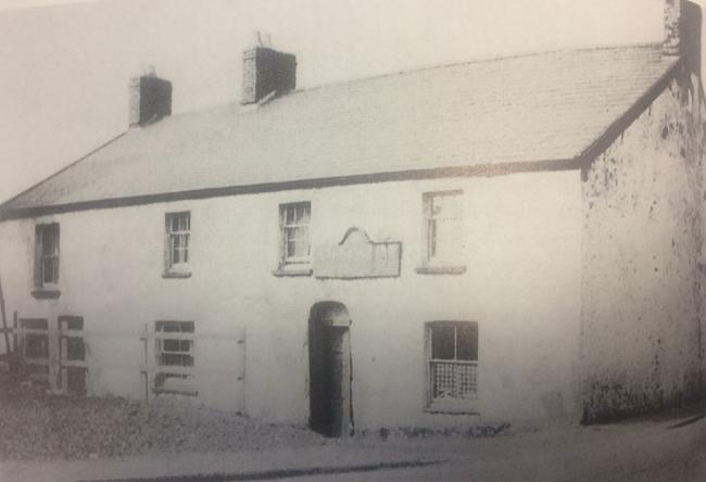 NOW AND THEN: The Rising Sun, Rogerstone