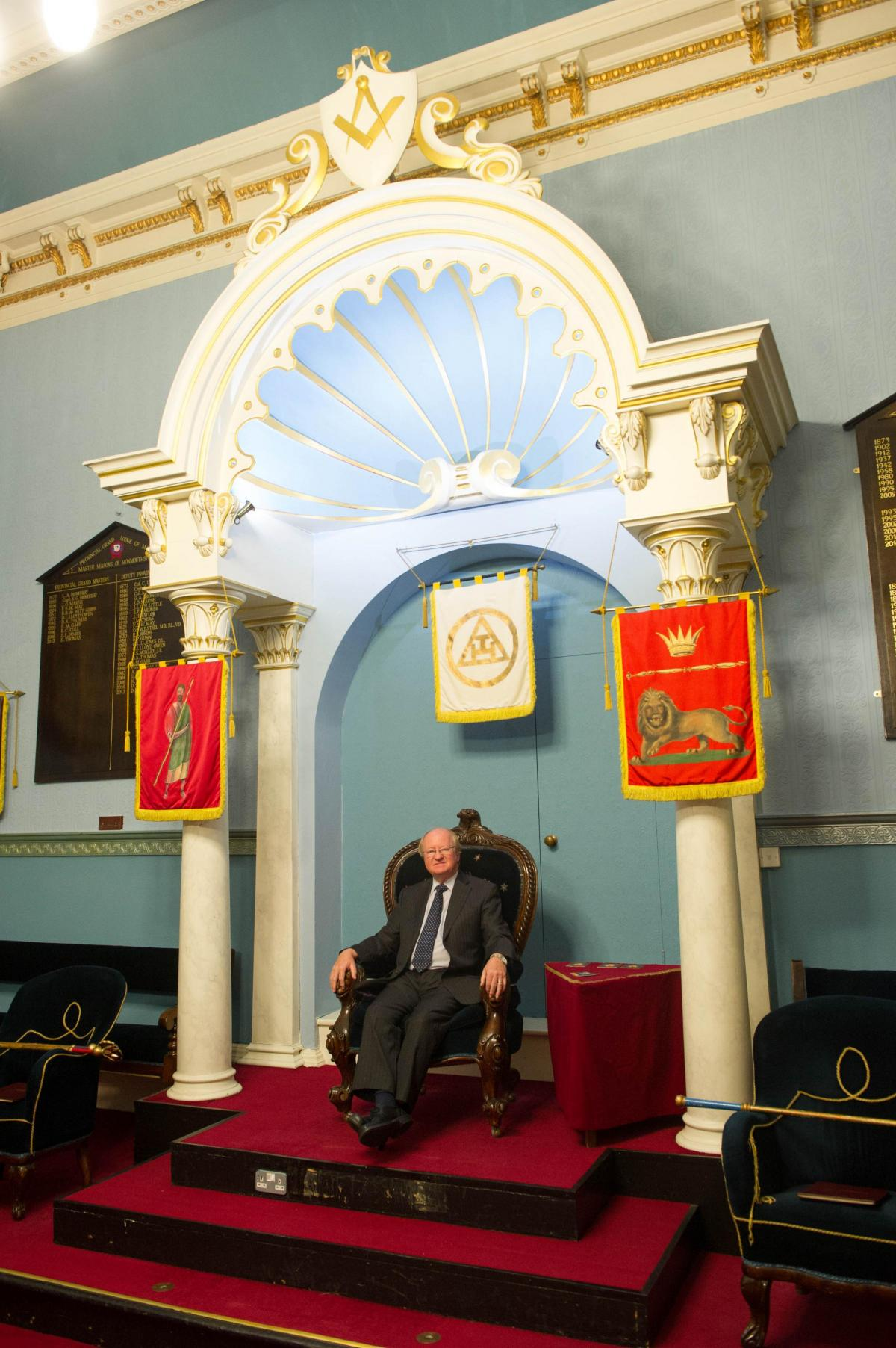 Masonic Centre To Open Doors To The Public South Wales Argus