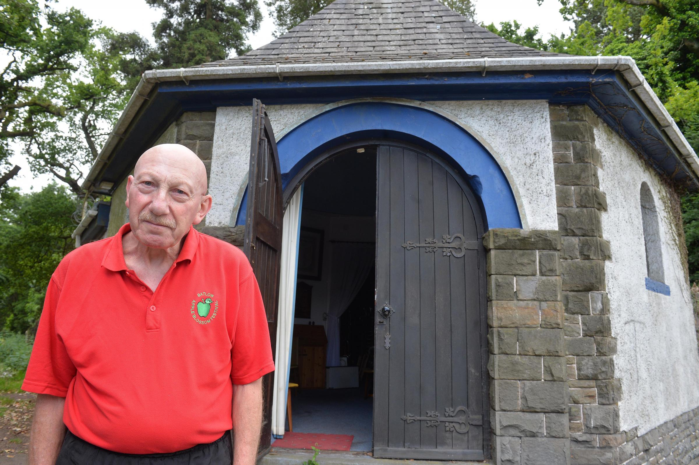 Call to make use of Newport's last synagogue