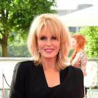 South Wales Argus: Joanna Lumley urges people to 'look out for widows' as she backs charity drive